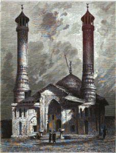 «Мечеть в Шуше»