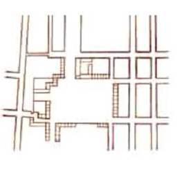 План Кубинской(ныне З. Ахмедбекова) площади. 1880 г.
