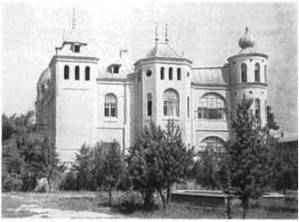 Вилла Гаджиева. Главное здание. 1912 г.