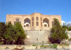 Джума-мечеть в Ордубаде