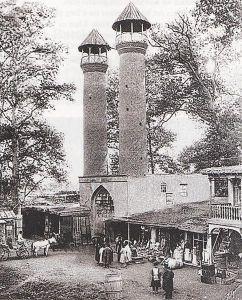 Джума-мечеть( 2-ая половина XIX в.)