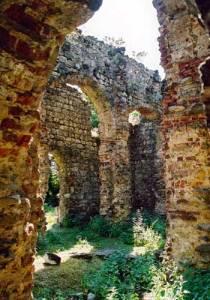 Внутренний построение базилики