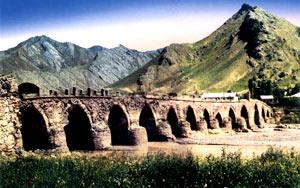 Худаферинские мосты