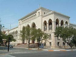 Азербайджанская Национальная библиотека имени М.Ф. Ахундова
