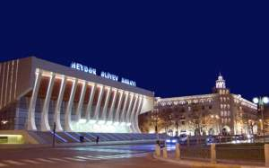 Дворец имени Гейдара Алиева (наши дни)
